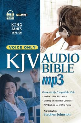 Voice Only Bible-KJV