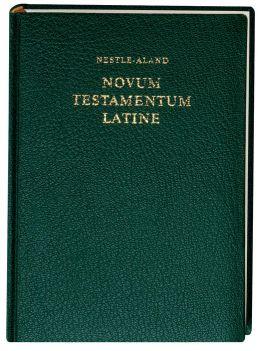 Novum Testamentum Latine (Nova Vulgata), Latin New Testament, 2nd Revised Edition