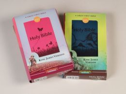 KJV Kids Bible (Blue)