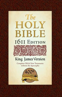 1611 Bible-KJV-400th Anniversary