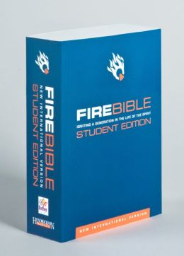 Fire Bible, Student Edition, New International Version