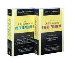 The Old Testament Pseudepigrapha, Volumes 1 & 2