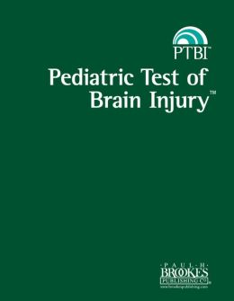 Pediatric Test of Brain Injury Set (Examiner's Manual, Stimulus Book & Test Forms)