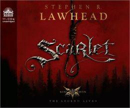 Scarlet (King Raven Trilogy Series #2)