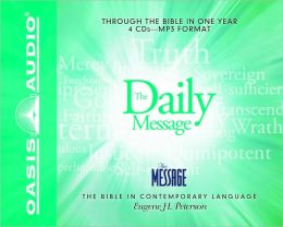 The Daily Message: Complete Message Bible