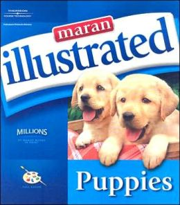 Maran Illustrated: Puppies