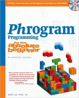 Phrogram Programming for the Absolute Beginner