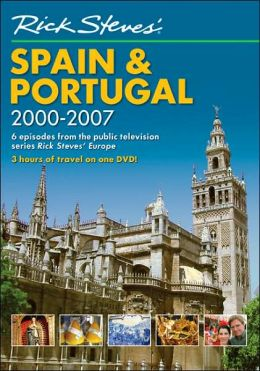 Rick Steves' Spain and Portugal DVD 2000-2007