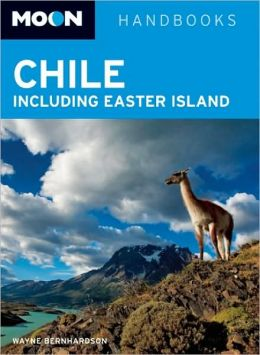 Moon Chile: Including Easter Island