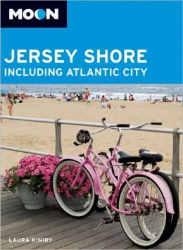 Moon Spotlight The Jersey Shore: Including Atlantic City