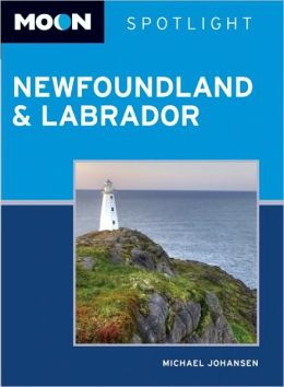 Moon Spotlight Newfoundland and Labrador