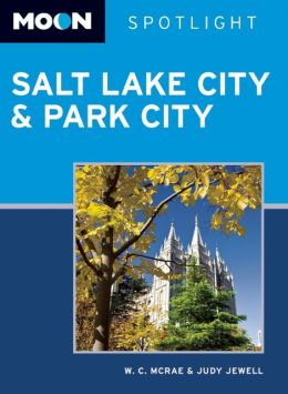 Moon Spotlight Salt Lake City & Park City