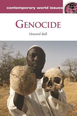 Genocide: A Reference Handbook