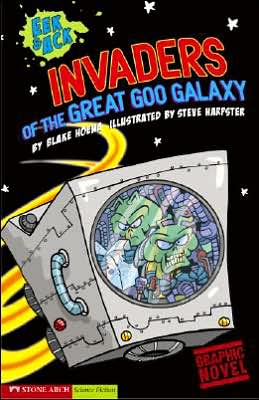 Eek and Ack Invaders from the Great Goo Galaxy