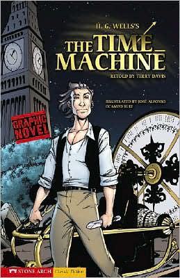 The Time Machine (Graphic Revolve Series)
