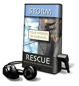 Storm / Rescue : True Stories of Survival at Sea, Library Edition