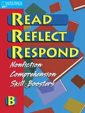 Book B- Read, Reflect, Respond