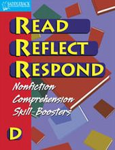 Book D- Read, Reflect, Respond