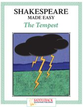 The Tempest- Shakespeare Made Easy