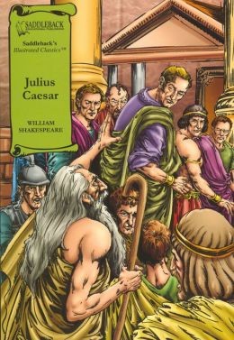 Julius Caesar- Graphic Shakespeare-Book