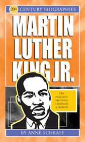 Martin Luther King Jr.-Biographies of the 20th Century
