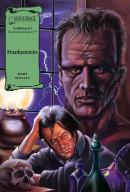 Frankenstein (Saddleback's Illustrated Classics)