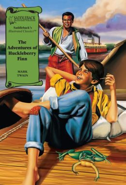 The Adventures of Huckleberry Finn (Saddleback's Illustrated Classics)