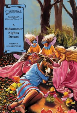 A Midsummer Night's Dream (Saddleback's Illustrated Classics)