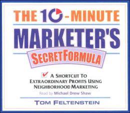 10 Minute Marketer's Secret Formula