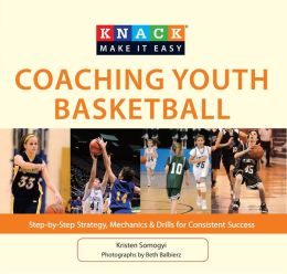 Knack Coaching Youth Basketball: Step-by-Step Strategy, Mechanics & Drills for Consistent Success