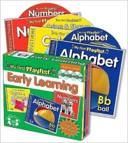 Early Learning : Colors & Shapes; Alphabet; Numbers
