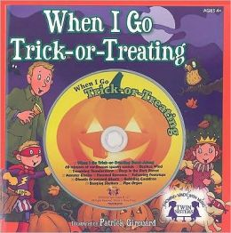 When I Go Trick-Or-Treating [With CD (Audio)]