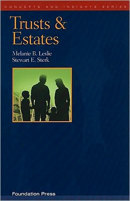 Trusts and Estates