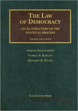 The\Law of Democracy:Legal Structure of the Political Process