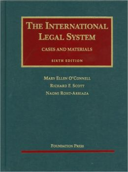 The\International Legal System:Cases and Materials, 6th