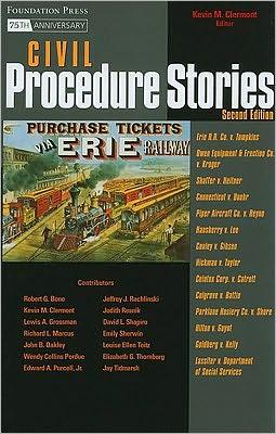 Civil Procedure Stories