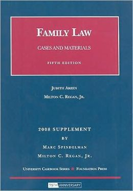 Family Law, Cases and Materials
