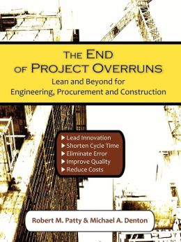The End Of Project Overruns