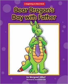 Dear Dragon's Day With Father (LIBRARY EDITION)
