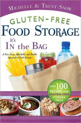 Gluten Free Food Storage: It's in the Bag