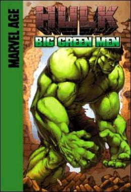 Marvel Age Hulk: Big Green Men