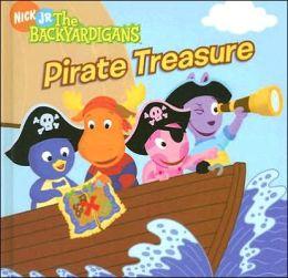 Pirate Treasure (Backyardigans Series)