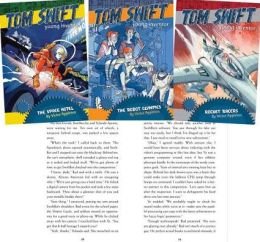Tom Swift, Young Inventor - 4 Titles