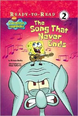 The Song that Never Ends (Spongebob Squarepants Series #4)