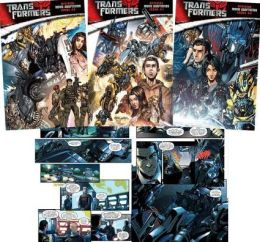 Transformers: Official Movie Adaptation - 4 Titles
