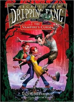 The Vampire's Curse (Secrets of Dripping Fang Series #3)