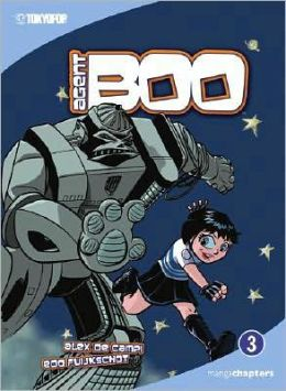 Agent Boo, Volume 3: The Heart of Iron