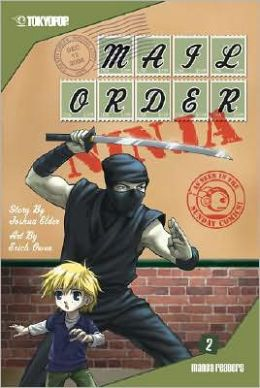 Mail Order Ninja, Volume 2: Timmy Strikes Back!