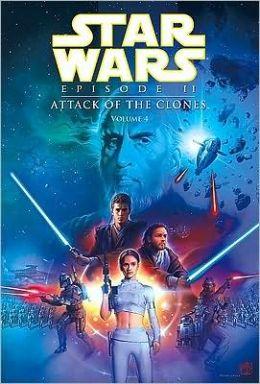 Star Wars Episode II: Attack of the Clones, Volume 4