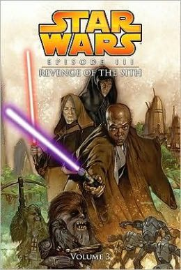Star Wars Episode III: Revenge of the Sith: Vol 3